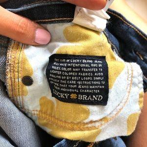 Lucky Brand Jeans - Lucky Brand Sofia Straight Leg Denim
